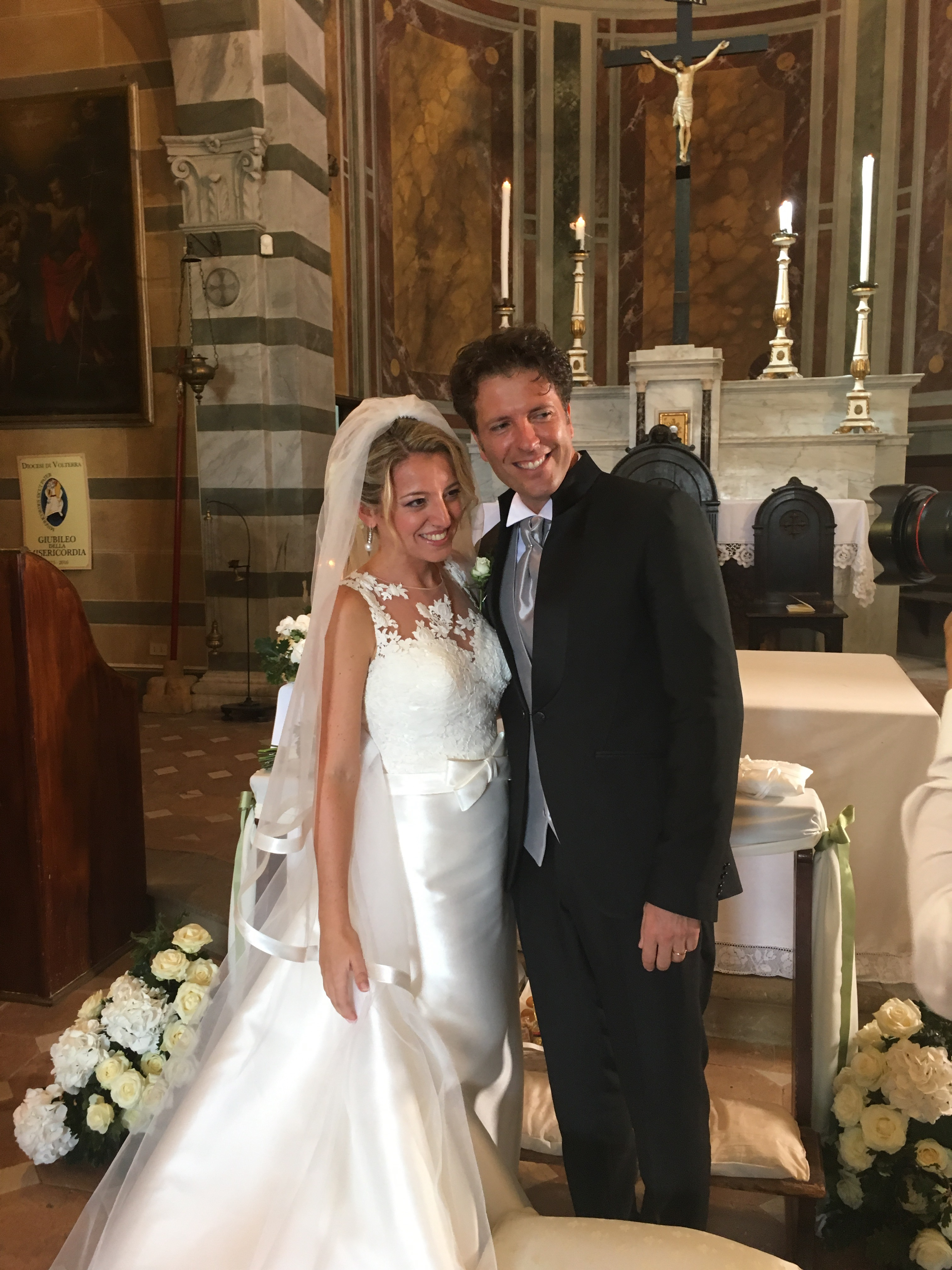 Auguri a Claudia e Carlo