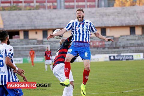 Cosenza - Akragas 1-0 Lega Pro23