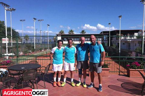 Week end ricco di impegni per le squadre over del Tennis Club Città dei Templi