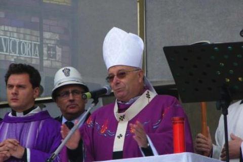Cardinal Francesco Montenegro _Agrigento_ Cimitero