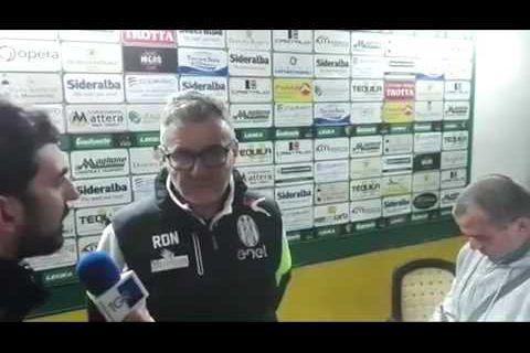 Melfi - Akragas 0-0, Di Napoli : Soddisfatti del pareggio, si decide tutto domenica
