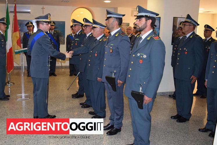 Guardia di Finanza di Agrigento festeggia il 243° anniversario della fondazione del Corpo1