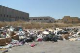 Rifiuti- Discariche abusive- zona industriale Agrigento-Favara