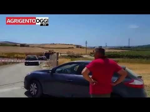 Agguato nelle campagne di Agrigento, ucciso un uomo