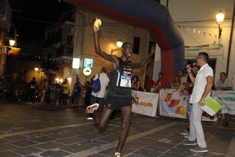 vincitore 14° giro di sant'ambrogio Atletica